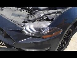 Driver Left Headlight Led Fits 18-19 Mustang 17305335