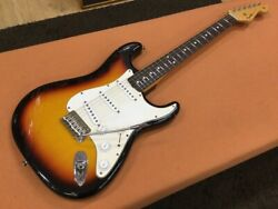 Fender Custom Shop 1960 Stratcaster Relic/mod Secondhand Early Summer Until 5/31