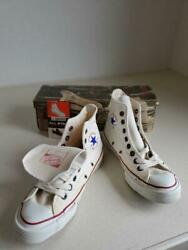 [dead Stock With Box And Instructions] 1960-1970s Converse Chuck Taylor