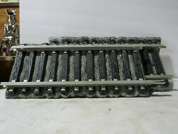 Jim Beam 4 Pieces Large Size Train Track And 6 Connectors