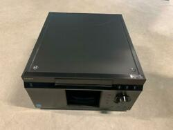 Sony Bdp-cx7000es 400 Disc Dlu-ray Dvd And Cd Player No Remote