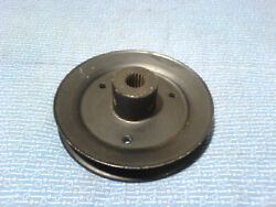Simplicity Broadmoor Transmission Drive Pulley. 1707932sm New Oem Part H-7