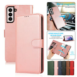Leather Wallet Case Removable Cover For Samsung A12 A32A42 A51 A52 A71 A72 4G 5G