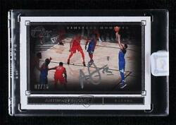 2019-20 Panini One And Timeless Moments /25 Anthony Davis Tm-adv Auto