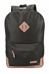 New Finnkare Classic Laptop Backpack Jansport Style Choose Color Black or Blue $14.99