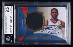 2008-09 Ultimate Collection /150 Russell Westbrook 127 Bgs 8.5 Rookie Auto