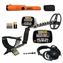 Garrett At Gold Waterproof Metal Detector With Headphones And Propointer At P...