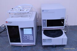Beckman Coulter System Gold 118 Solvent Module 508 Autosampler Hplc