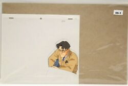 Ghostbusters Original Production Drawing And Cel 59-1 Used Cond.