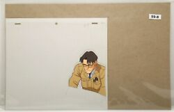 Ghostbusters Original Production Drawing And Cel 59-8 Used Cond.