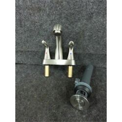 Wowow 991512 Bathroom Faucet Brushed Nickel