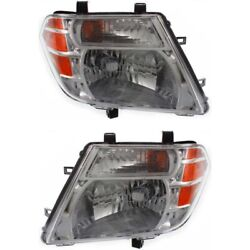 26060zs00a, 26010zs00a New Driver And Passenger Side Lh Rh For Nissan Pathfinder