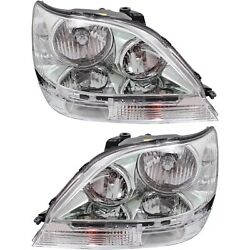 8111048130 8115048130 New Driver And Passenger Side Hid/xenon Lh Rh For Rx300