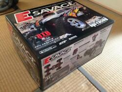 Model Kit E Savage Hpi Rare Racing Car 4wd Rc 547 Assembled From Japan New