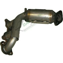 17109 Davico New Catalytic Converters Front Passenger Right Side Rh Hand