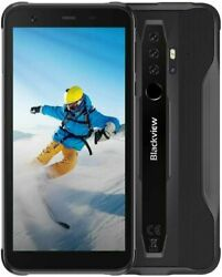 Blackview Bv6300 Pro 6gb+128gb Rugged Smartphone Android 10 Mobile Phone And Watch