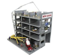 ✅menards Tampa Towers City Building Accessory O Gauge Scale Train Layout