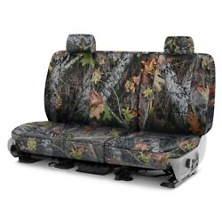 For Lincoln Navigator 03-06 Seat Covers Mossy Oak Camo 3rd Row New Brake Up