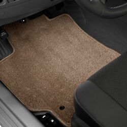 For Kia Soul 20 Super Plush Auto Mat Carpeted 1st And 2nd Row Desert Floor Mats