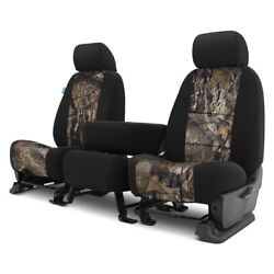 For Dodge Ram 3500 06-09 Seat Covers Mossy Oak Camo 1st Row Brake Up Country