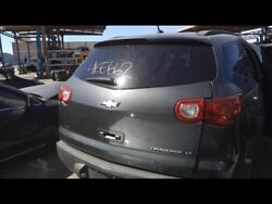 Trunk/hatch/tailgate With Power Lift Tb5 Opt Uvc Fits 09-12 Traverse 17317343