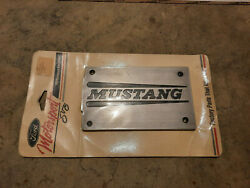 1994-1995 Ford Mustang 5.0l Plaque Gt40 Cobra Intake Manifold Ford Racing 302