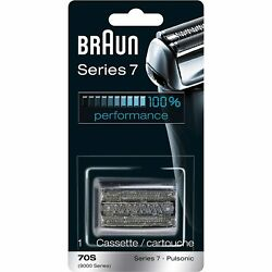 Genuine Braun 70S Series 7 Pulsonic Replacement Cassette Head Free Shipping