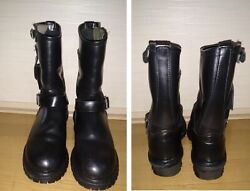 Obsolete Thing Red Wing 8280 Engineer Black 26.5cm 8.5 Inches Pt91 No.9023