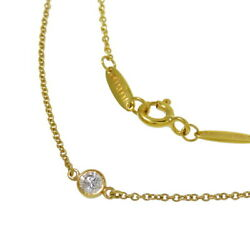 And Co. Diamond Necklace By The Yard Elsa Peretti No.9184