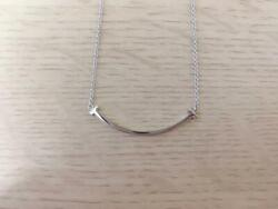 Authentic Necklace And Co. Tea Smile Free Shipping No.6295