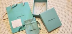 Authentic And Co. Necklace Smile Free Shipping No.6548