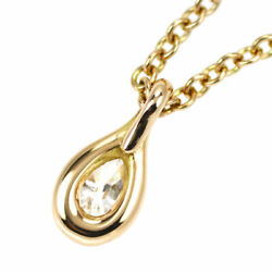 Previously Owned And Co. K18pg Diamond Pendant Necklace By The No.5286