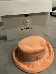 Authentic Chanel Bucket Hat Free Shipping No.5302 $1276.42