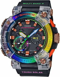 Stock Casio G-shock Bluetooth Equipped Radio Wave Solar Frogman Carbon No.793