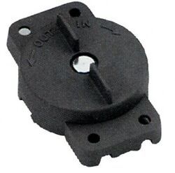 Warn 36015 Atv Quad Rotary Butterfly Switch Control Winch A2000 Selector W21602