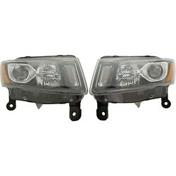 68236109ae 68236108ae Capa Driver And Passenger Side Lh Rh For Grand Cherokee