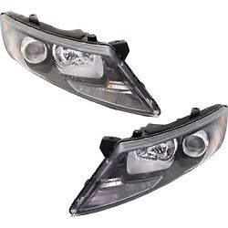 921022t131, 921012t131 New Driver And Passenger Side Hid/xenon Lh Rh For Optima