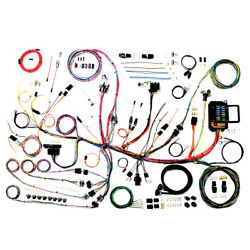 American Autowire Classic Update Wiring Kit 53-62 Corvette 510267