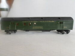2 Ho Wooden Kit Central Illinois Passenger Car As Is F90
