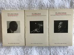 Miles Davis And John Coltrane Their Greatest Concert Plus 2 Favorite Things And Roy.