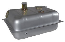 Universal Steel Gas Tank Deluxe Combo - Efi Tank 400 Lph Pump Sender And Straps