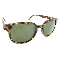 Tom Ford Sunglasses Frank Tf399 Brown Marble Clear Green Secondhand Eyewear Date