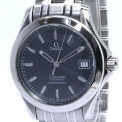 Previously Owned Omega Seamaster Menand039s Watches Date Automatic Winding No.4118