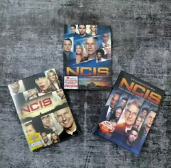 Ncis The Complete Season 15-17 Dvd Fast Shipping