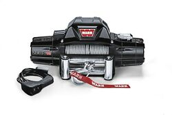 Warn Zeon 12 Electric Winch With Steel Wire Rope - 12,000 Lb. Capacity 89120