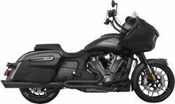 Freedom Union 2-into-1 Exhaust For Indian Challenger 2020 Black/black