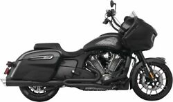 Freedom Union 2-into-1 Exhaust For Indian Challenger 2020 Black/chrome