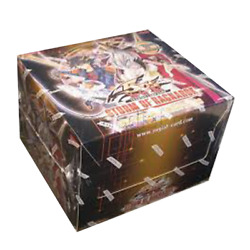 Yugioh Storm Of Ragnarok Special Edition Display Box Sealed 10 Ct Mini Boxes