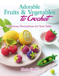 Clesse Marie-adorable Fruits And Vegetables T Book New