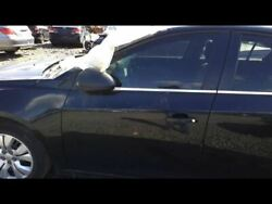 Driver Front Door Vin P 4th Digit Limited Fits 12-16 Cruze 17328532